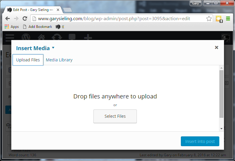 wordpress-upload